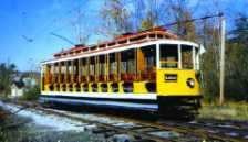 Rockhill Trolley Museum #1875 by J Salomon
