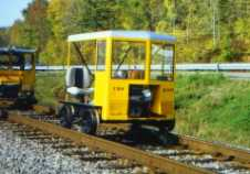 C&O Motor Car, Wellsboro & Corning RR